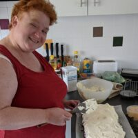 Cooking lessons helping Susan's health