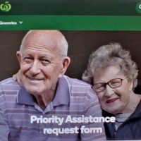 Woolworths Priority Service